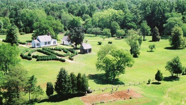 Patrick Henry's Red Hill